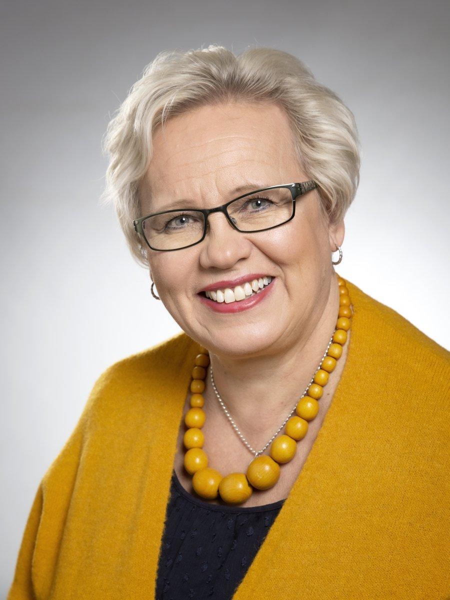 KPY:n edustajisto Tiina Kaartinen