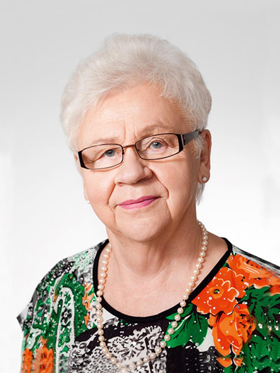 KPY:n edustajisto Leena Pulkkinen