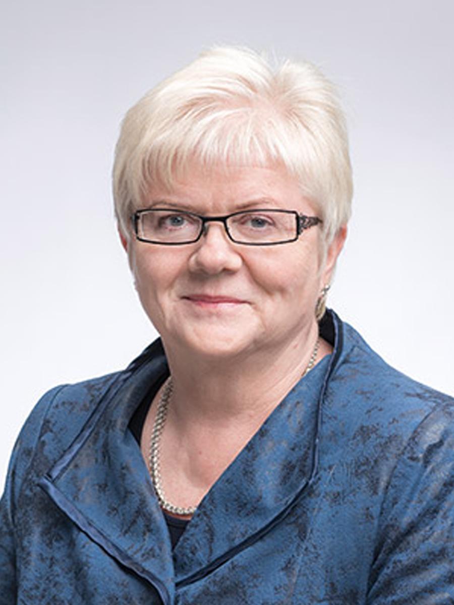 KPY:n edustajiston varapuheenjohtaja Tuula Väätäinen